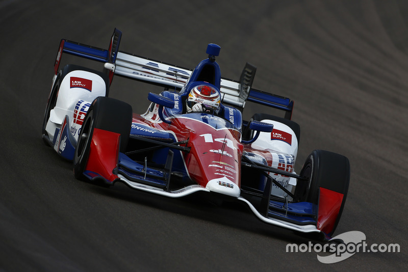 14. Карлос Муньос, A.J. Foyt Enterprises Chevrolet