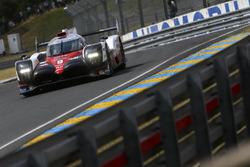 #9 Toyota Gazoo Racing, Toyota TS050 Hybrid: Nicolas Lapierre, Yuji Kunimoto, Jose Maria Lopez