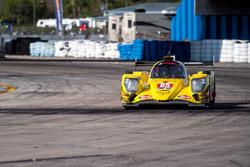 #85 JDC/Miller Motorsports, ORECA 07: Mikhail Goikhberg, Chris Miller, Stephen Simpson
