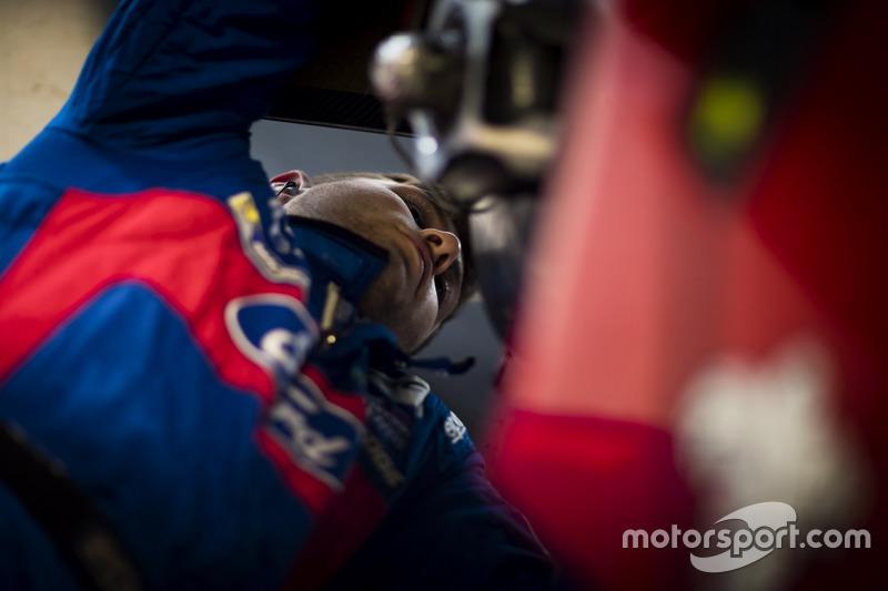 Team member, Ford Chip Ganassi Racing
