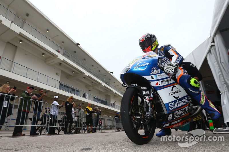 Philipp Ottl, Schedl GP Racing