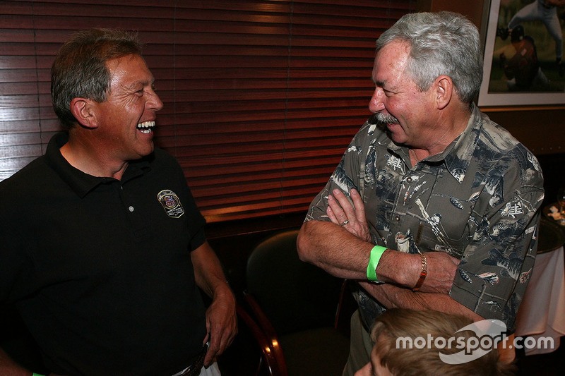 NASCAR Busch Series drivers, Chuck Bown y Tommy Houston