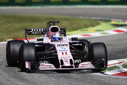 Sergio Perez, Force India F1 VJM10