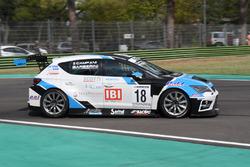 Alex Campani, Seat Leon Racer-TCR