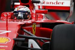 Kimi Räikkönen, Ferrari SF70H