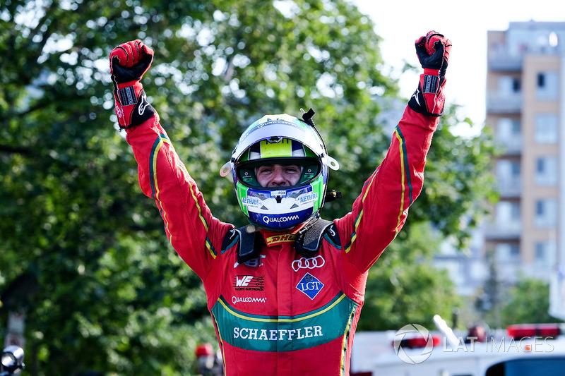2016/2017 Formula E Champion Lucas di Grassi, ABT Schaeffler Audi Sport