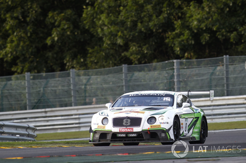 #8 Bentley Team M-Sport Bentley Continental GT3: Енді Соучек, Максим Суле, Венсан Абріль