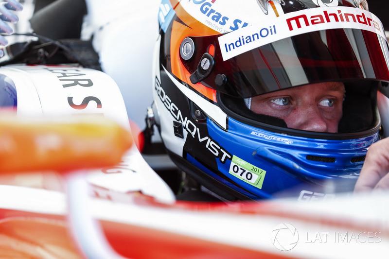 В гонке же свою первую победу в серии одержал Феликс Розенквист. Этот успех стал первым и в истории команды Mahindra