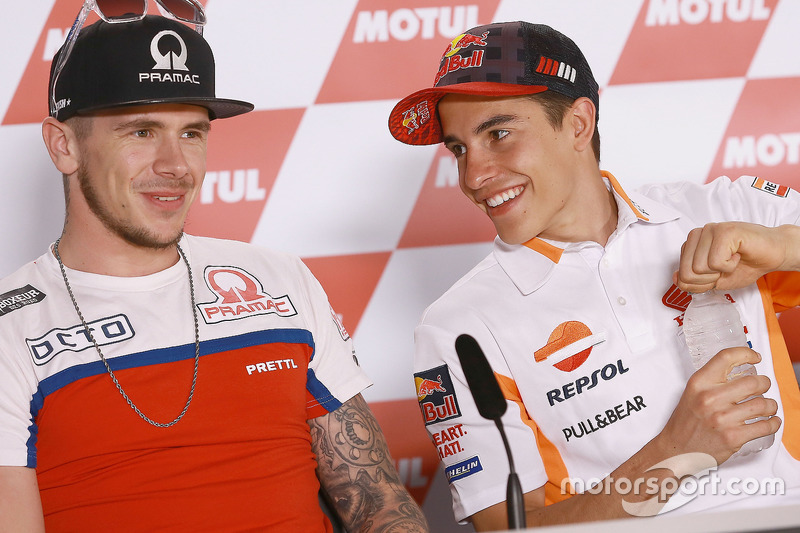 Scott Redding, Pramac Racing, Marc Marquez, Repsol Honda Team
