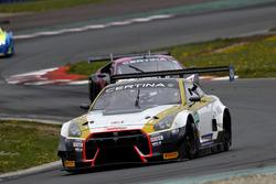 #22 MRS GT-Racing, Nissan GT-R NISMO GT3: Remo Lips, Patrick Huisman