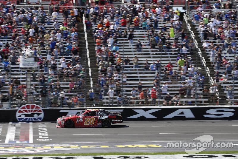 Sieg für Erik Jones, Joe Gibbs Racing, Toyota