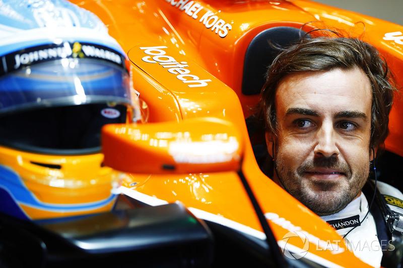 Fernando Alonso (dicht bij een nieuwe overeenkomst)