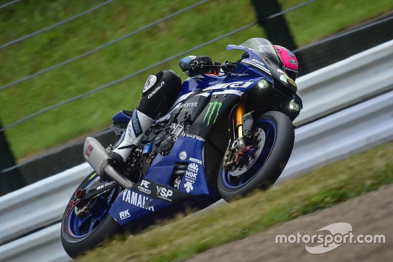 #7 Yart Yamaha: Broc Parkes