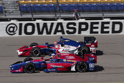 Александр Россі, Herta - Andretti Autosport Honda Карлос Муньос, A.J. Foyt Enterprises Chevrolet