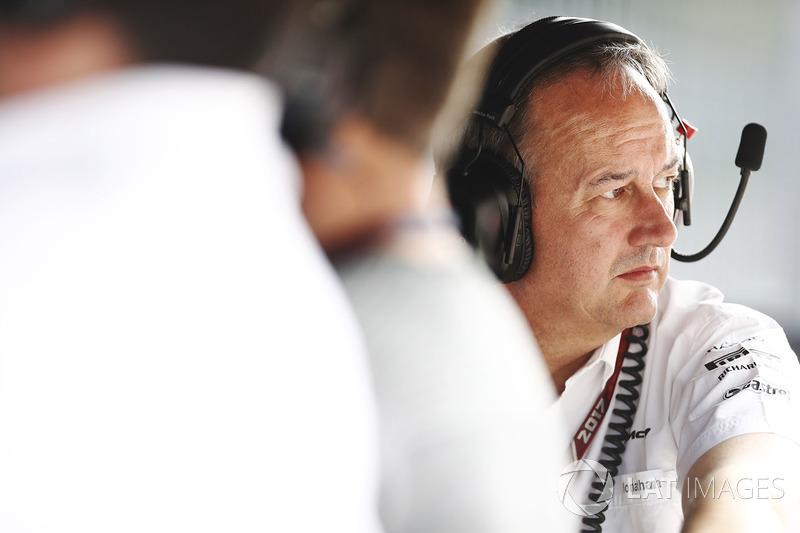 Джонатан Ніл, керуючий директор McLaren