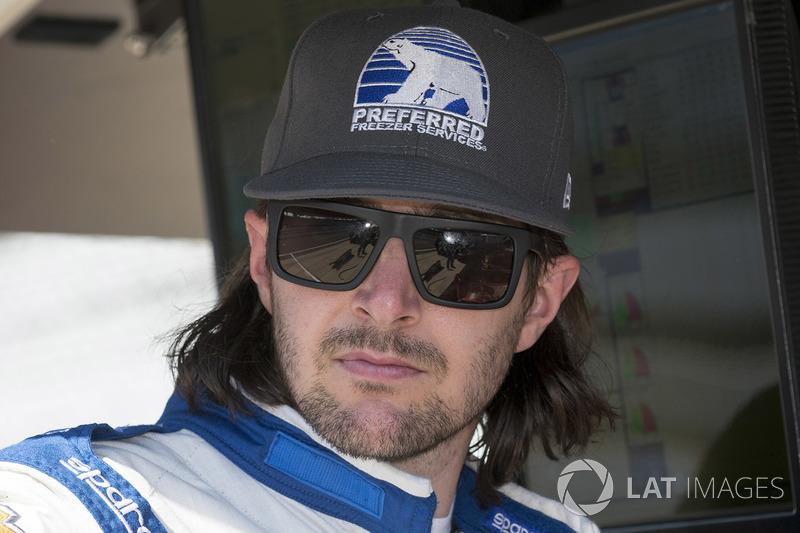 #21 J.R. Hildebrand, Ed Carpenter Racing / Chevrolet