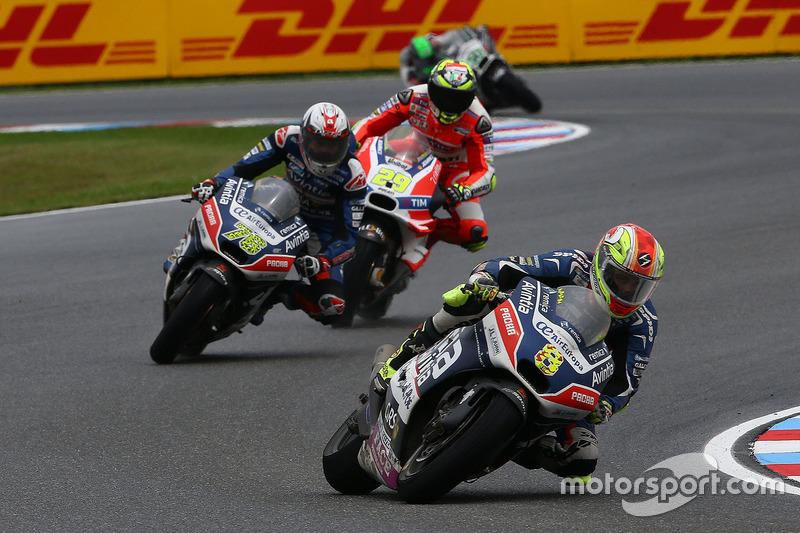 Hector Barbera – 5. Platz