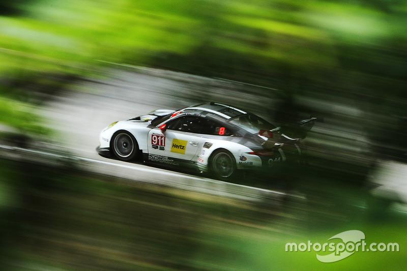 Nick Tandy, Patrick Pilet, Porsche 911 RSR