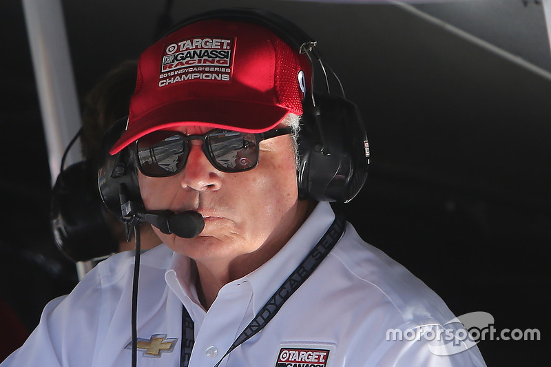 Mike Hull, Chip Ganassi Racing