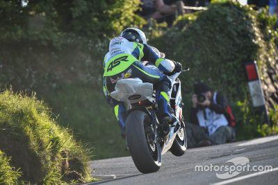 William Dunlop, Yamaha, IC Racing - Caffrey International