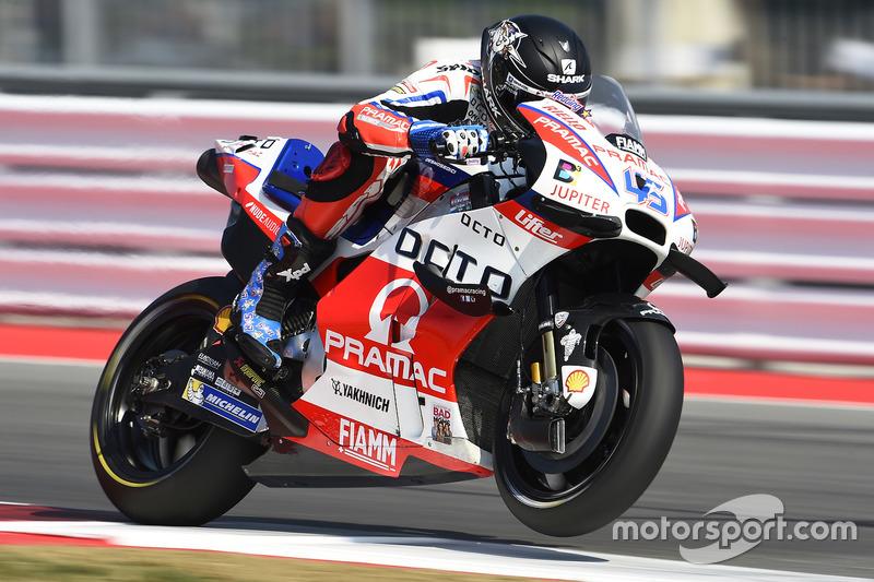 Scott Redding, Octo Pramac Racing