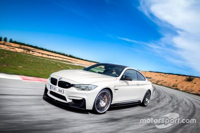 Présentation de la BMW M4 Competition Sport