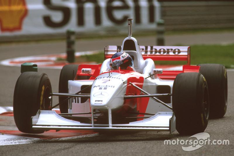 1996: McLaren-Mercedes MP4/11B
