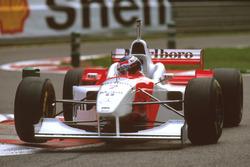 Mika Hakkinen, McLaren MP4/11B