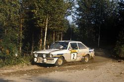 Арі Ватанен, Девід Річардс, Ford Escort RS1800