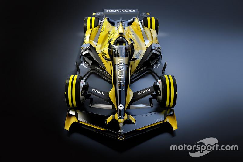 Renault F1 Team 2030
