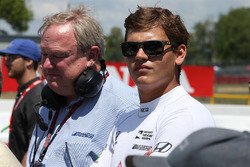 АрСі Енерсон, Dale Coyne Racing Honda