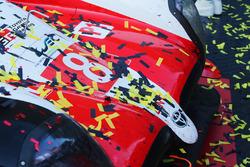 Автомобиль Toyota TS050 Hybrid (№8) команды Toyota Gazoo Racing