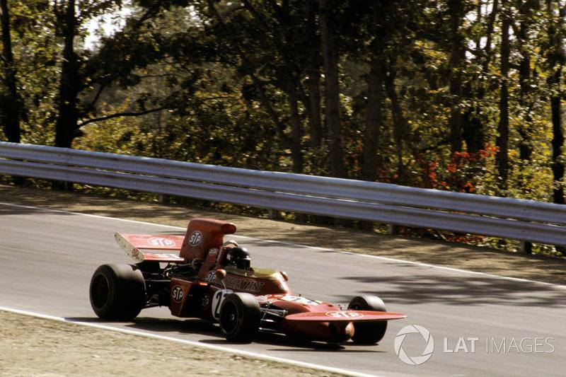 March 711, à moteur Alfa Romeo (1971)