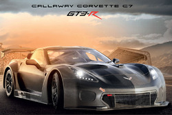 Callaway Competition C7 GT3-R poster
