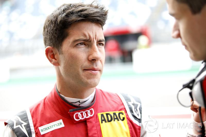 Гонщики Туринга и DTM: Майк Роккенфеллер