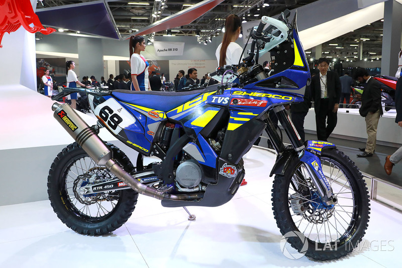Мотоцикл Sherco TVS
