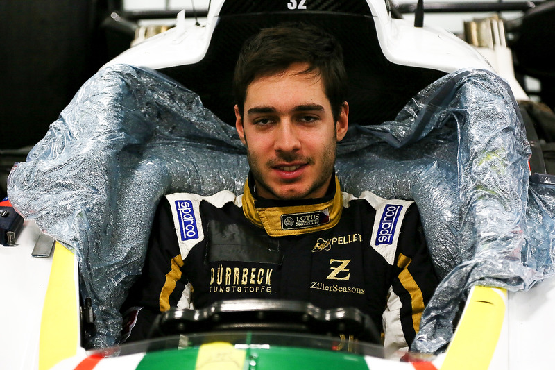 "Juncos Racing:<img src=""https://cdn-4.motorsport.com/static/img/cfp/0/0/0/0/14/s3/austria-2.jpg"" alt="""" width=""20"" height=""12"" />Рене Биндер (№ 32, выступит на четырех этапах)"