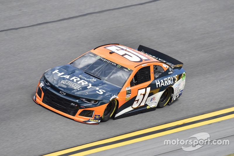 12. Justin Marks, Rick Ware Racing, Chevrolet