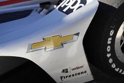 Will Power, Team Penske Chevrolet logo