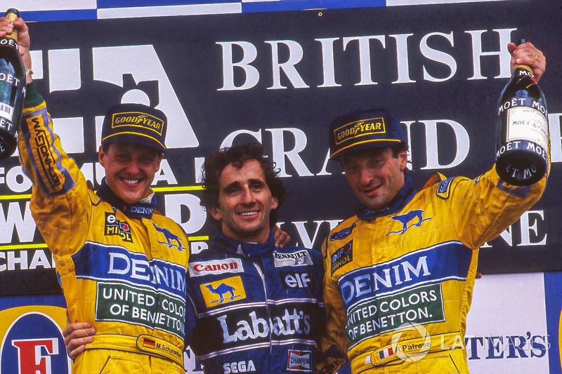 GP de Gran Bretaña 1993