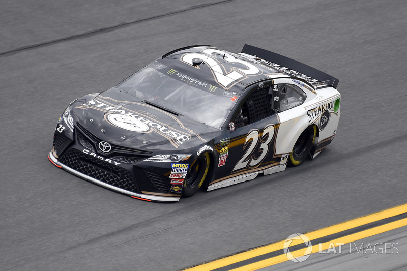 J.J. Yeley, BK Racing, Toyota Camry Steakhouse Elite