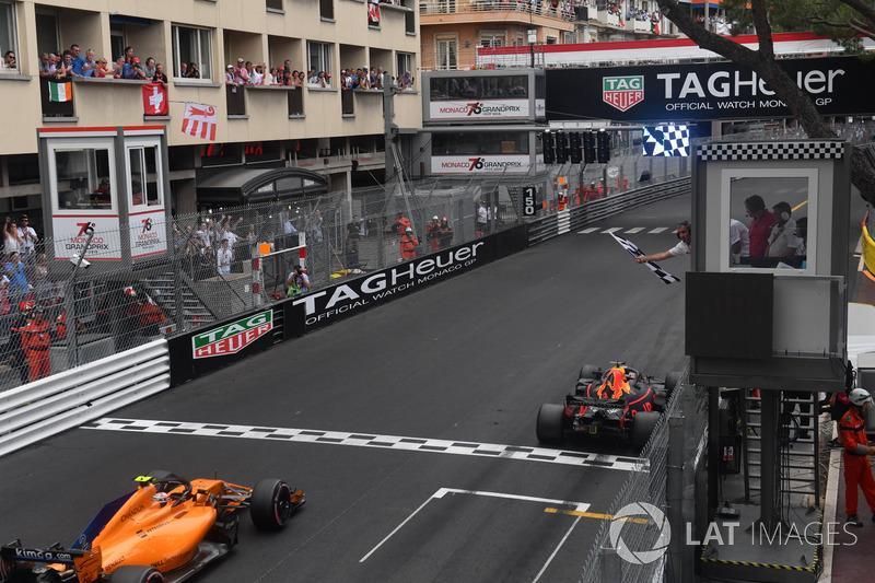 Гран Прі Монако. Переможець - Даніель Ріккардо