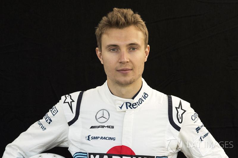 #35: Sergei Sirotkin, Williams