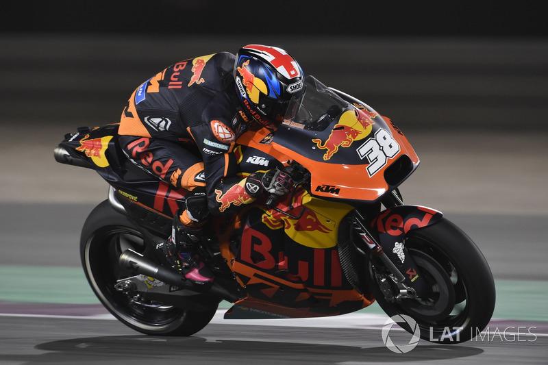 18. Bradley Smith, Red Bull KTM Factory Racing