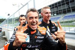 Le vainqueur #26 G-Drive Racing Oreca 07 - Gibson: Roman Rusinov