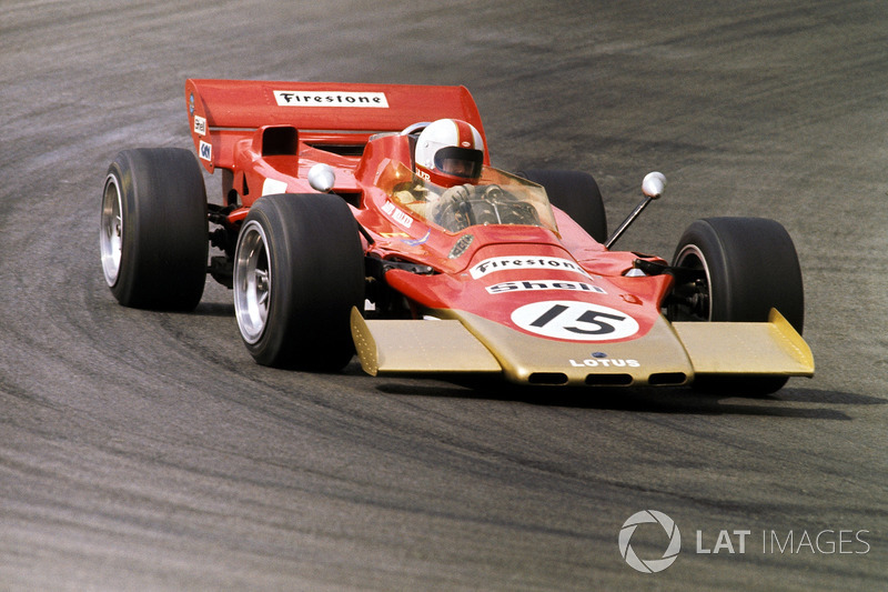 Дэйв Уокер, Lotus 56B Pratt & Whitney, Гран При Голландии