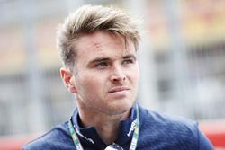 Oliver Rowland, F2 2017 Runner up