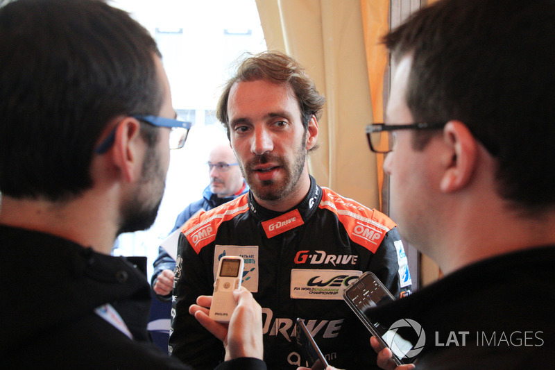 ジャン-エリック・ベルニュ(F1出走 58回):#26 G-Drive Racing Oreca 07 Gibson