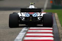 Sergey Sirotkin, Williams FW41 Mercedes