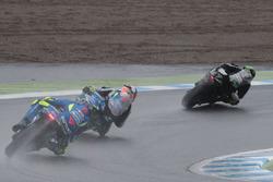 Johann Zarco, Monster Yamaha Tech 3, Alex Rins, Team Suzuki MotoGP, Andrea Iannone, Team Suzuki MotoGP